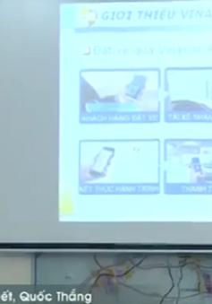 TP.HCM thí điểm phần mềm vận tải hành khách chống kẹt xe