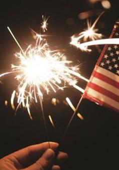 Nhiều tai nạn liên quan đến pháo hoa trong ngày Quốc khánh Mỹ