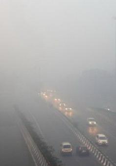 Ấn Độ: Không khí ô nhiễm nặng sau lễ hội Diwali
