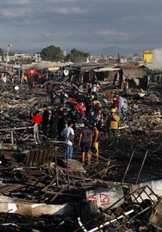 Mexico: 31 người thiệt mạng trong vụ nổ pháo hoa