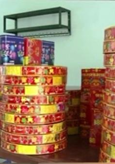Lạng Sơn bắt 365 kg pháo lậu