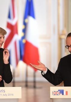 Pháp hối thúc Anh đàm phán rời EU