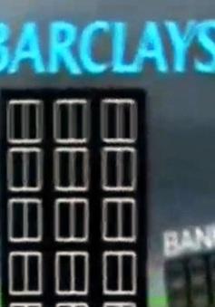 """Barclays và Credit Suisse chịu án phạt kỷ lục vì """"giao dịch ngầm"""""""