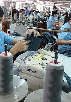 Nhiều doanh nghiệp dệt may đã có đơn hàng đến hết quý II