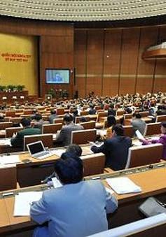 Quốc hội thảo luận Dự án Luật Quy hoạch