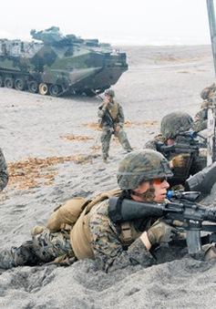 Philippines và Mỹ tăng cường hợp tác quốc phòng