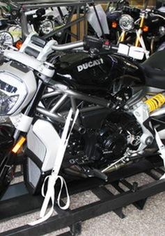 'Khui thùng' chiếc siêu môtô Ducati XDiavel S 2016 giá 1 tỷ đồng