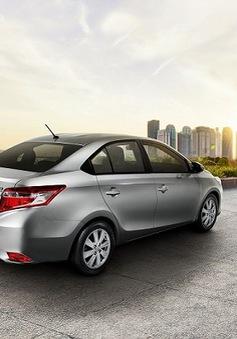 Toyota Vios 2016 giá cao nhất 622 triệu