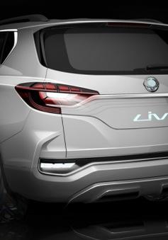 SsangYong LIV-2 concept sắp được sản xuất