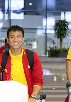 ĐTQG Việt Nam về nước, kết thúc thành công chuyến tập huấn tại Paju
