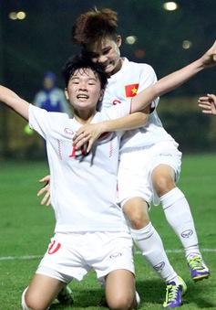 Hạ Iran 2-0, U19 nữ Việt Nam giành vé dự VCK U19 nữ châu Á 2017