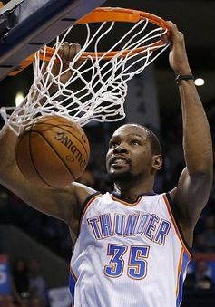 Top các ngôi sao bóng rổ NBA mùa giải 2016/2017 (phần 1)