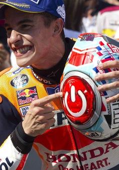 Moto GP 2016: Marquez không đối thủ ở trường đua Aragon