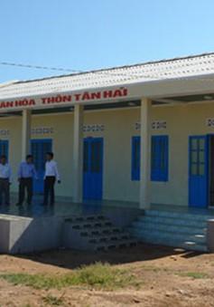 Huyện đảo Phú Quý công bố đạt chuẩn nông thôn mới