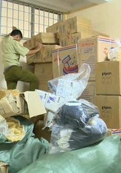 Phú Yên: Bắt giữ nhiều vụ vận chuyển hàng lậu gần Tết