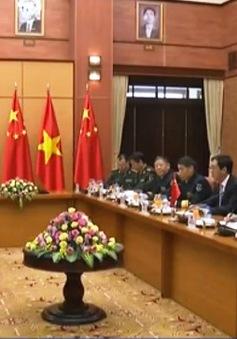 Bộ trưởng Bộ Quốc phòng Việt Nam, Trung Quốc trao đổi về tranh chấp trên biển Đông