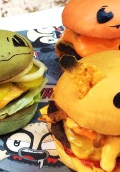Bánh mỳ kẹp Pokemon Go gây sốt tại Australia