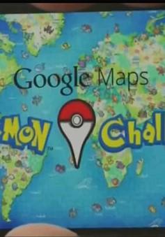 Trò chơi Pokemon Go được hiện thực hóa