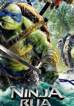 Bộ tứ Ninja Rùa chinh phục khán giả Việt