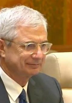 Chủ tịch Quốc hội Pháp thăm chính thức Việt Nam