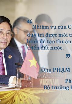 Phát ngôn ấn tượng của các Bộ trưởng sau khi Chính phủ nhiệm kỳ mới ra mắt