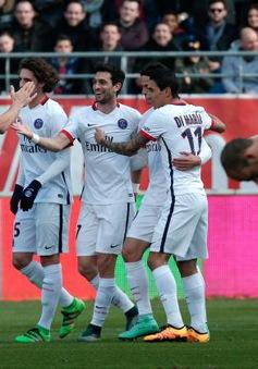 Lập loạt kỷ lục ở Ligue 1, PSG mơ chinh phục Champions League