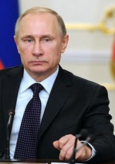 Tổng thống Nga là người quyền lực nhất năm 2016