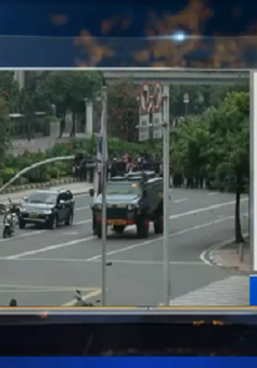 Không có người Việt Nam thương vong trong loạt vụ tấn công ở Jakarta, Indonesia