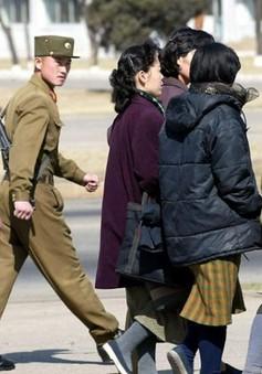 Triều Tiên thông báo bắt giữ một sinh viên Mỹ