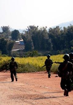 Quân đội Myanmar đụng độ phiến quân tại Rakhine, 28 người thiệt mạng