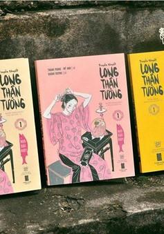 Truyện tranh lịch sử Việt Nam giành giải thưởng quốc tế