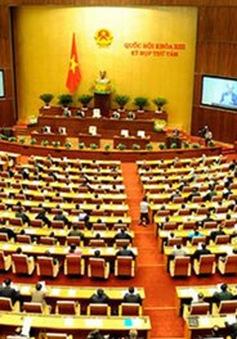 VTV TRỰC TIẾP Khai mạc kỳ họp thứ nhất, Quốc hội khóa XIV (08h50, 20/7, VTV1)