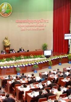 Quốc hội Lào bầu các nhà lãnh đạo cấp cao