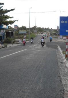 Nâng cấp đoạn đường Cà Mau - Năm Căn phục vụ cảng Hòn Khoai