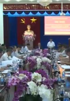 Đại tướng Trần Đại Quang kiểm tra công tác chuẩn bị bầu cử tại Tây Nguyên