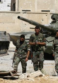 Quân đội Syria thất thủ ở al-Raqqa