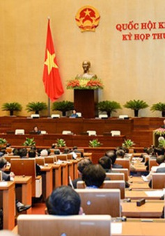Trình cơ cấu Ủy ban Thường vụ Quốc hội khóa XIV gồm 18 thành viên