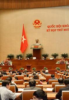 Sáng nay (12/4), bế mạc kỳ họp cuối cùng Quốc hội khóa XIII