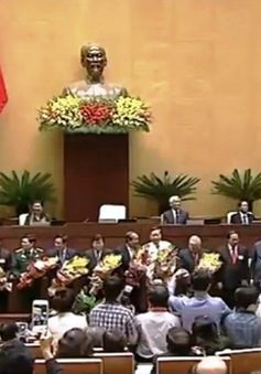 Các thành viên mới của Chính phủ ra mắt