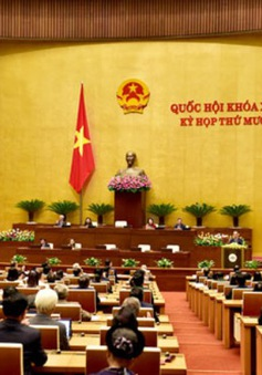 Hôm nay, Quốc hội sẽ phê chuẩn 21 thành viên Chính phủ