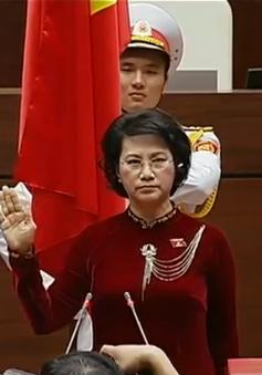 Đại biểu Quốc hội đánh giá cao nghi lễ tuyên thệ tại Quốc hội
