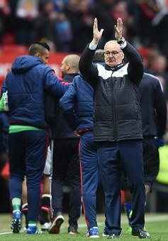 HLV Ranieri khiêm tốn đặt mục tiêu Top 10 cho Leicester mùa sau