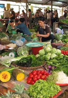 Khan hiếm nguồn hàng, giá các loại rau củ quả tăng mạnh tại Bạc Liêu