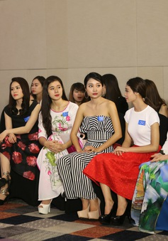Ngắm thí sinh Hoa hậu Biển Việt Nam đa phong cách ở vòng sơ khảo miền Bắc