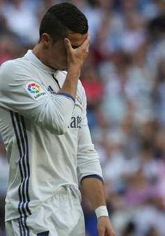 Real Madrid 1 - 1 Eibar: Real hòa trận thứ 4 liên tiếp