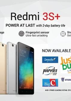 """Xiaomi Redmi 3S Plus lên kệ tại Ấn Độ với pin """"khủng"""""""
