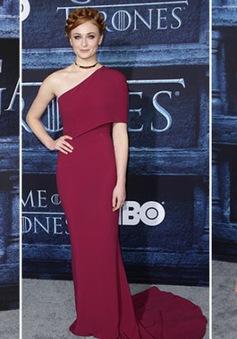 Dàn sao nữ khoe sắc trong buổi ra mắt Game of Thrones phần 6