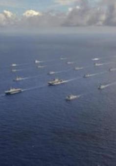 Trung Quốc sẽ tham gia tập trận Rimpac với Mỹ
