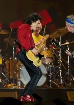 Ban nhạc rock huyền thoại Rolling Stones tới biểu diễn miễn phí ở Cuba