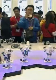 Triển lãm Robot Thế giới 2016 – Đột phá về sáng tạo
